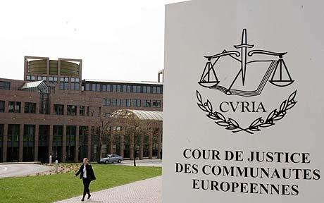 the european court of justice and On 4 december 2012, the court of justice of the european union celebrated its  60th anniversary although 60 years amount to neither half nor three quarters of.