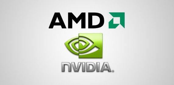 Основные игроки рынка графических чипов- компании NVIDIA и AMD- продолжают