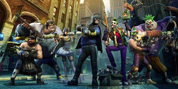 Gotham City Impostors Wallpaper For Gotham City Impostors