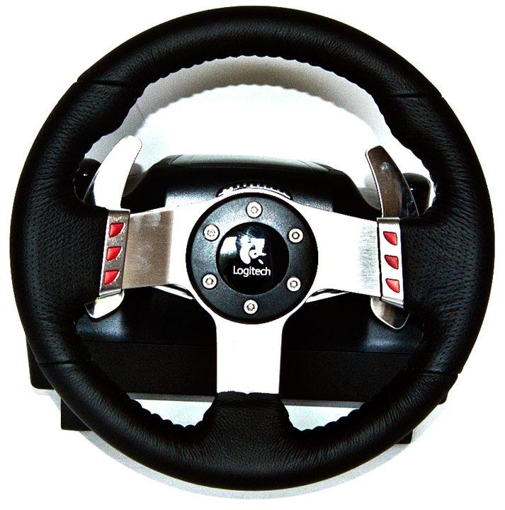 logitech g27 racing wheel pc ps3 review eteknix. Black Bedroom Furniture Sets. Home Design Ideas