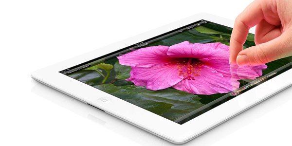 Win The New iPad!