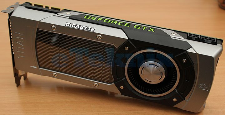 Gigabyte Show Off GTX Titan With WindForce 3X Cooling Solution