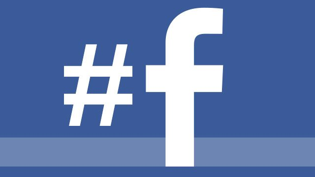 Facebook to Add Hashtag Support to Posts