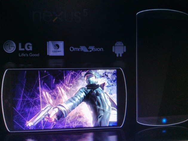 "LG Nexus 5 ""Megalodon"" Smartphone Specifications Detailed"