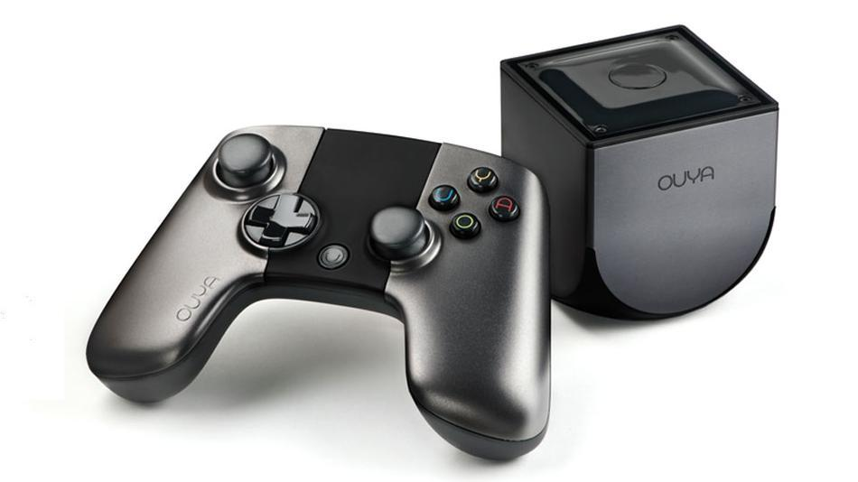 The OUYA console took the Ouya Console