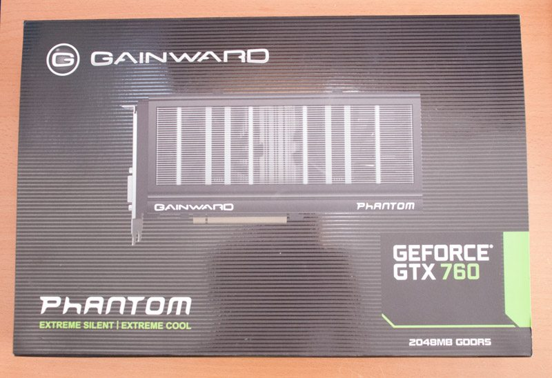 Gainward GTX 760 Phantom (1)