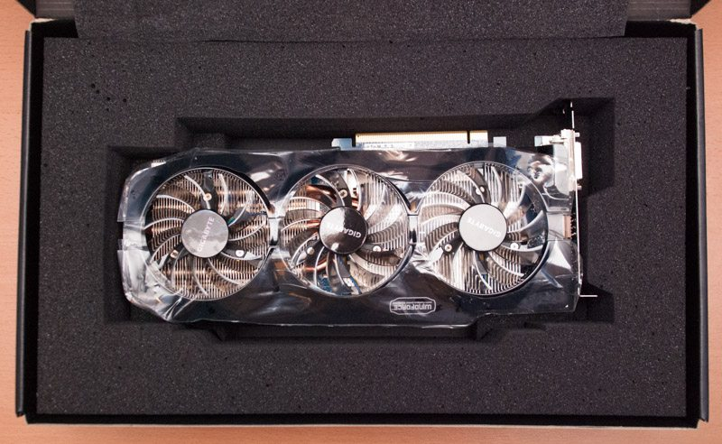 Gigabyte GTX 760 WindForce OC (2)
