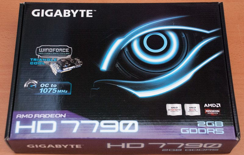 Gigabyte HD 7790 Windforce OC 2GB (1)