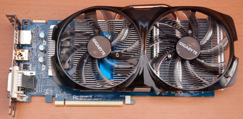 Gigabyte HD 7790 Windforce OC 2GB (4)