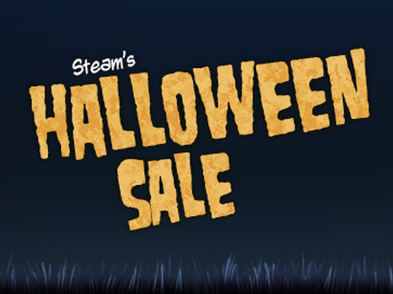 Steam Halloween Sale - The Next Steam Sale is Coming Very Soon...