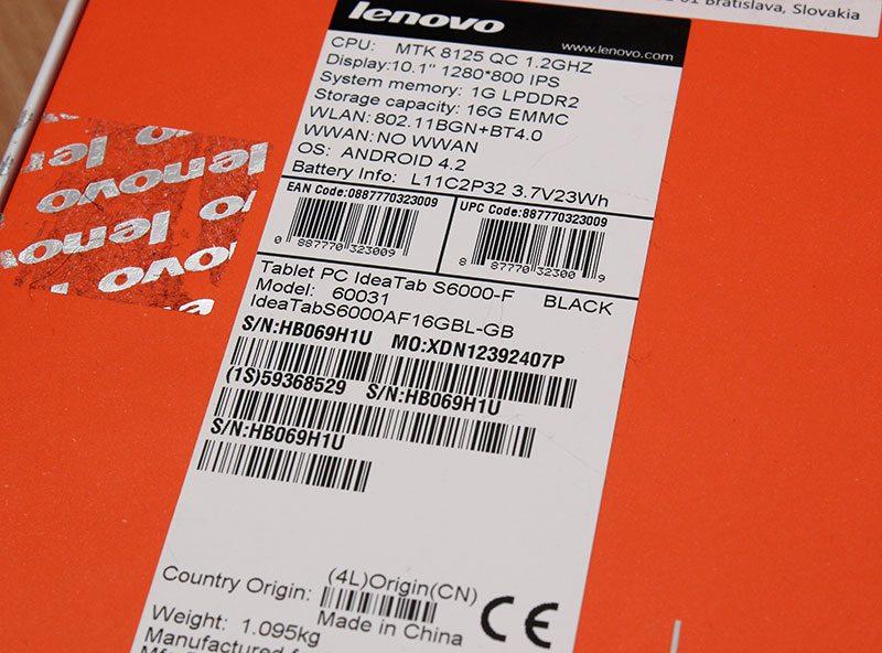 Lenovo_S6000_Spec