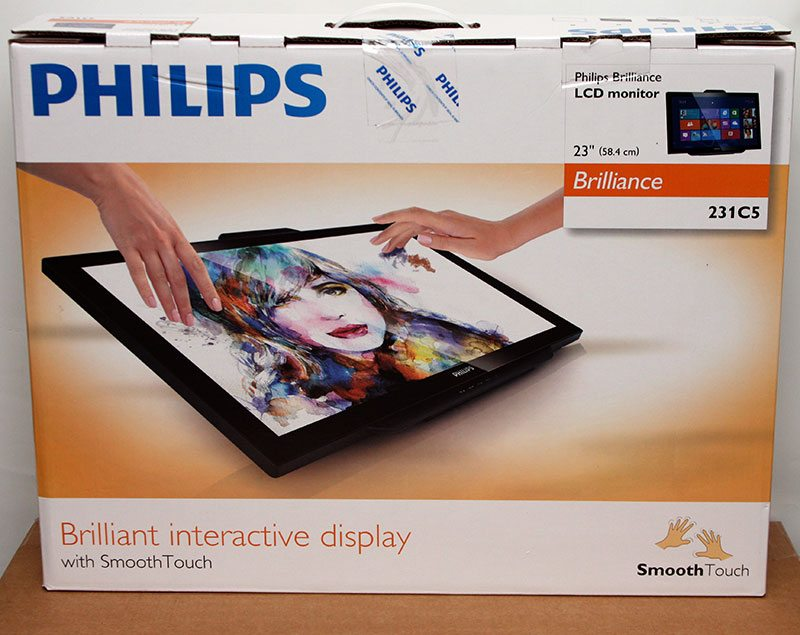 Philips231C5_Box