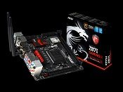 MSI Z87I Gaming AC featured