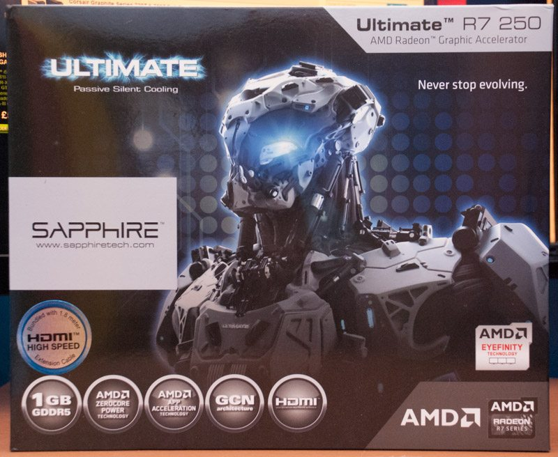 Sapphire R7 250 Ultimate (1)