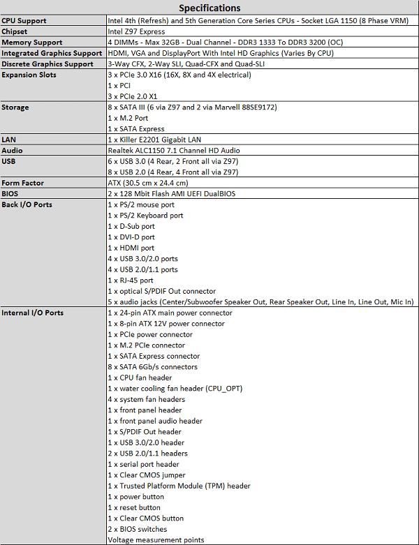gigabyte_Z97X_Gaming7_specs