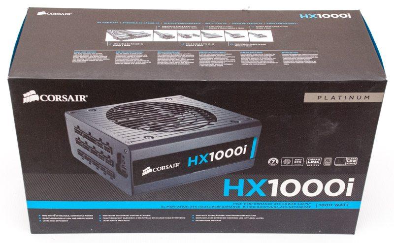 Corsair HX1000i Modular Power Supply Review - eTeknix