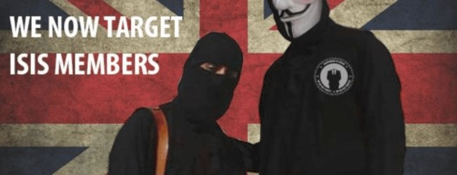 Anonymous' Strike against ISIS Has Begun - eTeknix