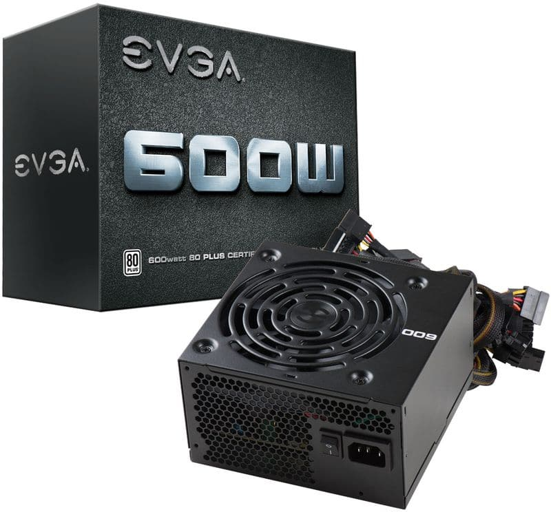 Evga Introduced 600w 80 Plus Value Power Supply Eteknix