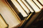 19 Jan 2005 --- Row of Old Books --- Image by © Royalty-Free/Corbis