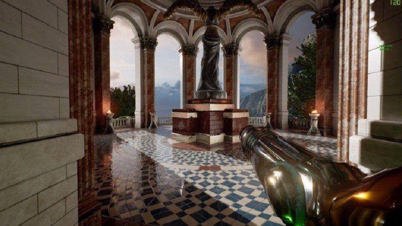 DirectX 12 Tech Demo Made in Unreal Engine 4 9 - PC/Mac
