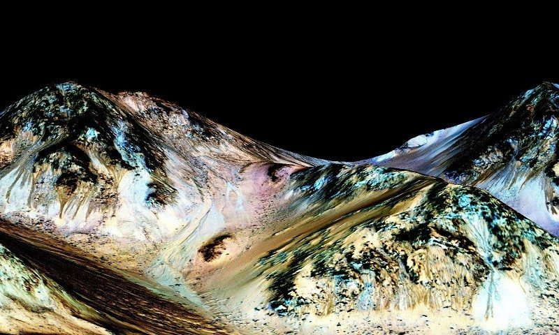 surface of mars today - photo #33