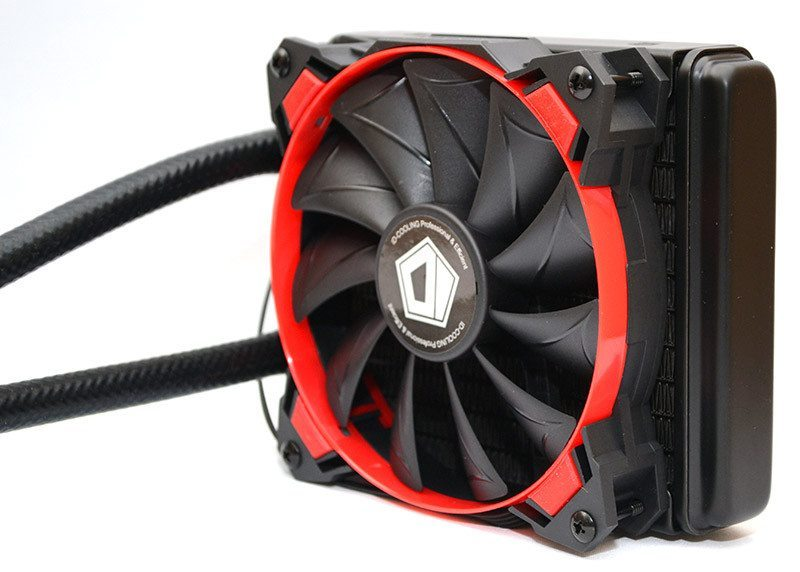 Id Cooling Frostflow 120l Aio Cpu Cooler Review Eteknix