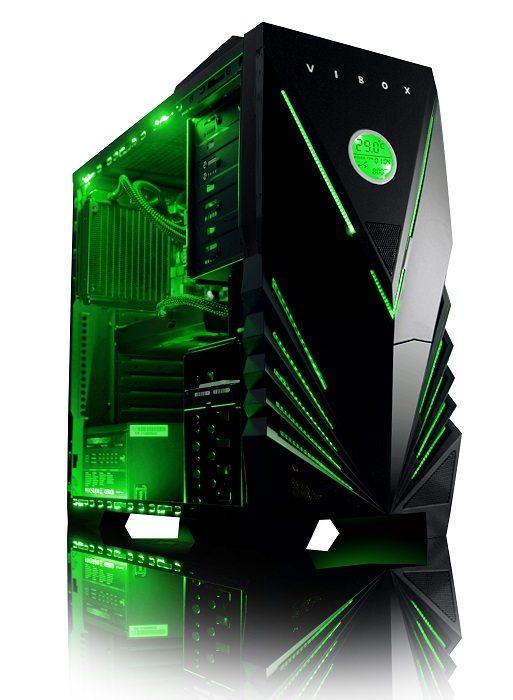 Win A Vibox Element X Green Gaming Pc Worth 163 649 Eteknix