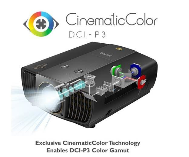 Benq X12000 Is World S 1st Dlp 4k Led Projector With Dci