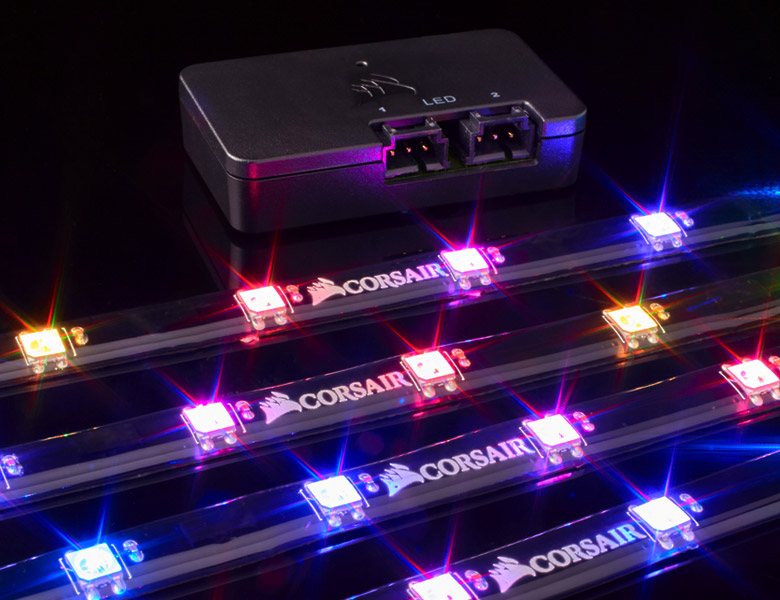 Corsair Lightning Node Pro Offers Complete Rgb Led