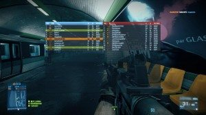 Multiplayer Scoreboard