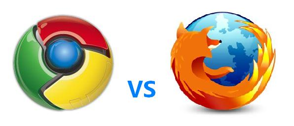 chrome vs