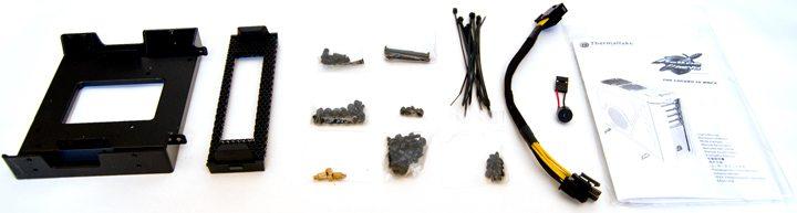 Thermaltake Armor Revo components