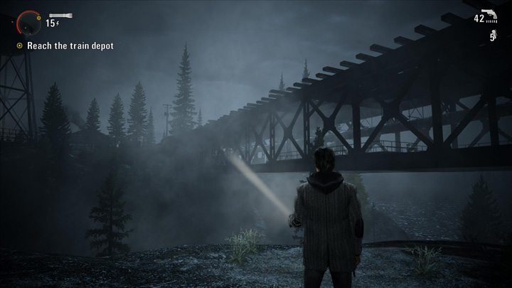 Phil Spencer Open to Releasing Alan Wake 2 If Remedy Want to Create It