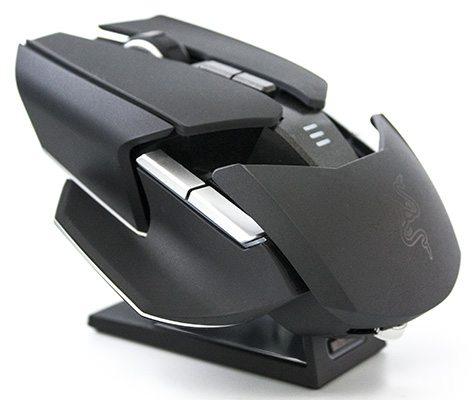 razer ouroboros mouse dock