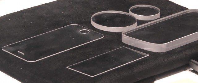 Sapphire Glass GT Tech Wide