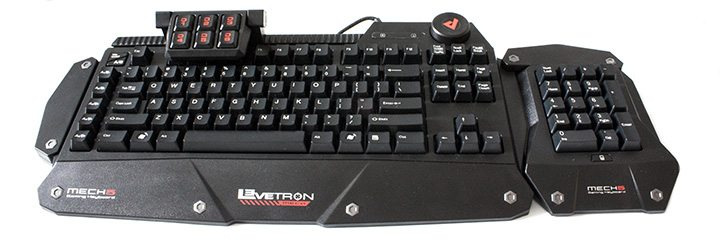 azio mech5 keyboard