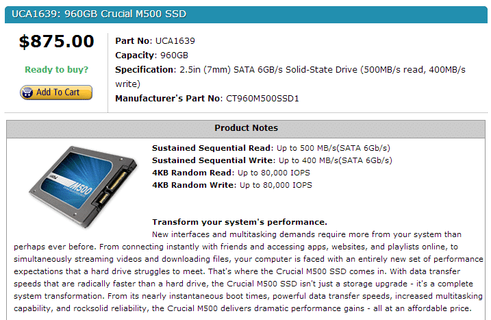 29580 01 crucial s 960gb m500 ssd spotted on e tailer website full