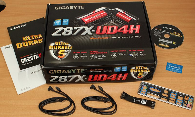 Gbyte Z87X