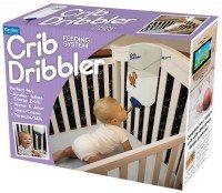 Crib dribbler front