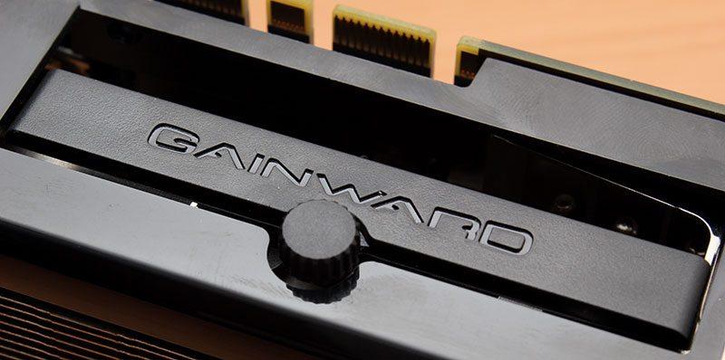 Gainward 770 Fan screw