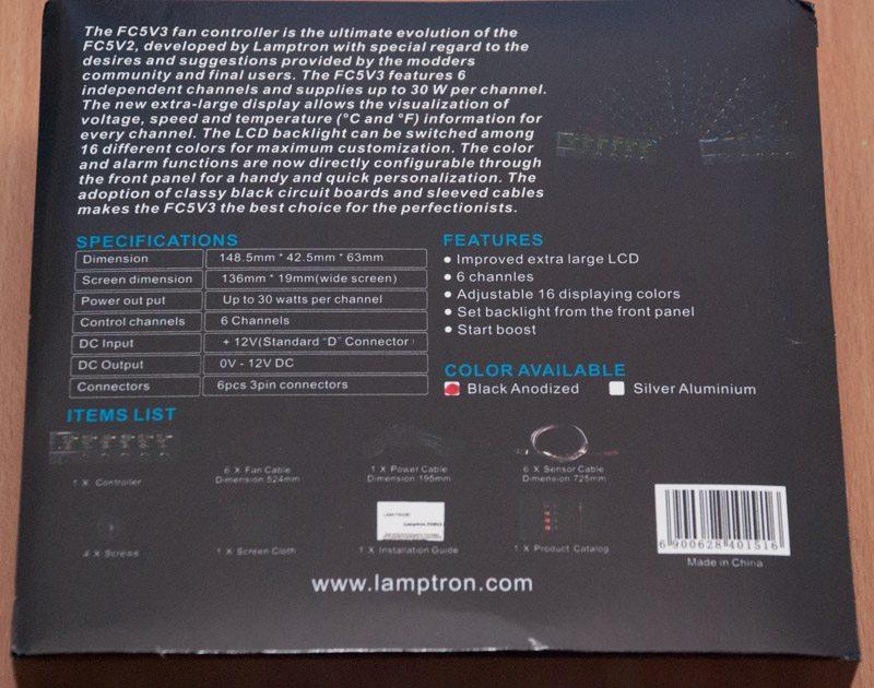 Lamptron FC5V3 (2)