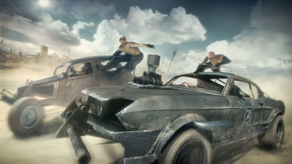 Mad Max Now Available on Mac and Linux