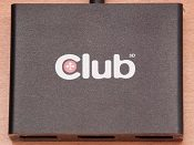 Club3D DisplayPort MST featured
