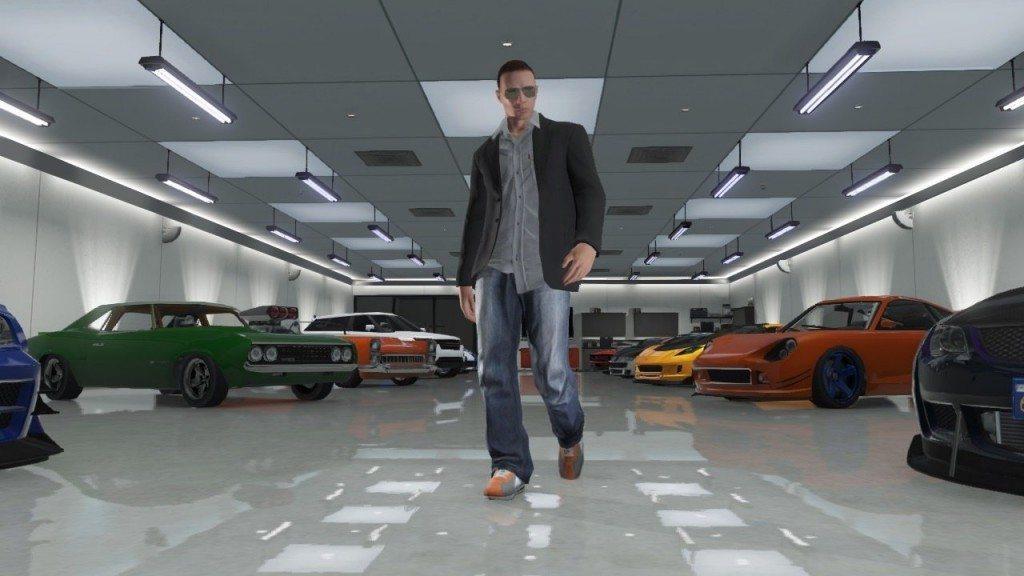GTA V Online 4