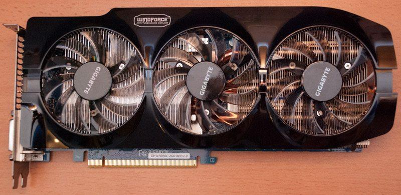 Gigabyte GTX 760 WindForce OC (3)