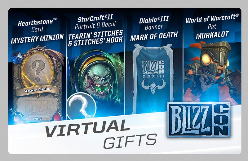 BlizzCon2013-VirtualGoodieBag
