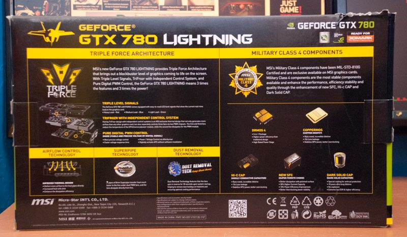 MSI GTX 780 Lighting (2)