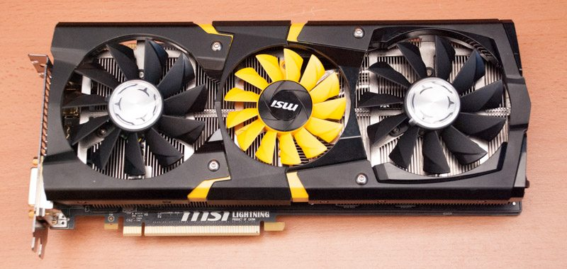 MSI GTX 780 Lighting (7)