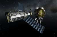 Science Lab Module Kerbal