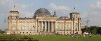german reichstag building
